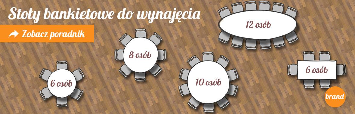 Wynajmij odpowiedni stół