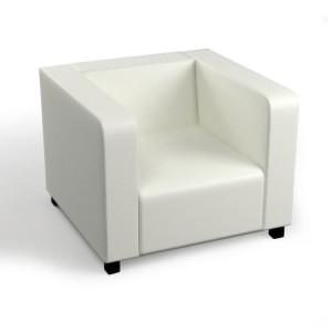 Fotel biały
