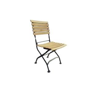 Krzesło drewniane składane