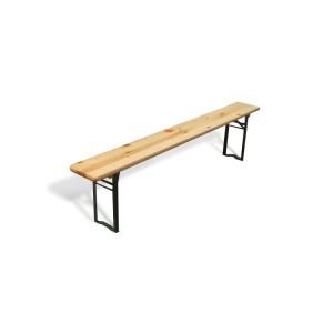 Ławka drewniana długa
