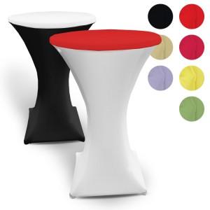 Nakładka kolorowa na stolik koktajlowy