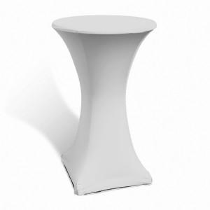 Pokrowiec na stolik koktajlowy 70 cm