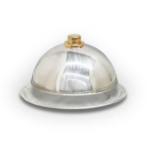 Półmisek okrągły pod talerz z pokrywką