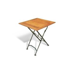 Stolik drewniany składany