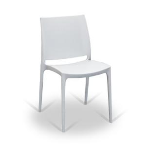 Krzesło design – białe