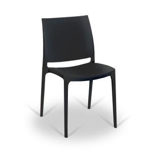 Krzesło design – czarne