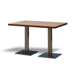 Stół Classic 120 – brązowy
