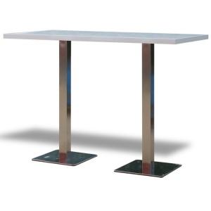 Stół Classic 160 wysoki – biały