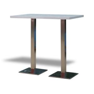 Stół Classic 120 wysoki – biały