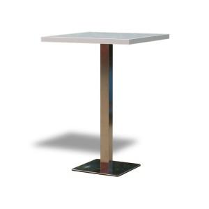 Stół Classic 80 wysoki – biały