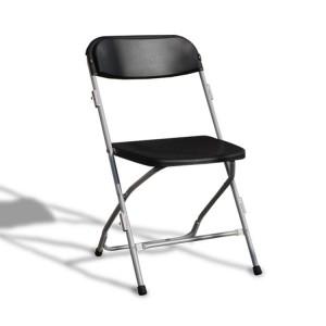 Krzesło konferencyjne z możliwością łączenia – czarne