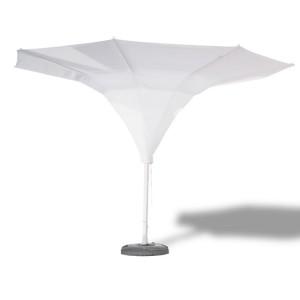 Parasol ogrodowy Tulipan