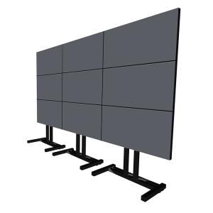 Ekran bezszwowy 3×3