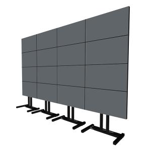 Ekran bezszwowy 4×4