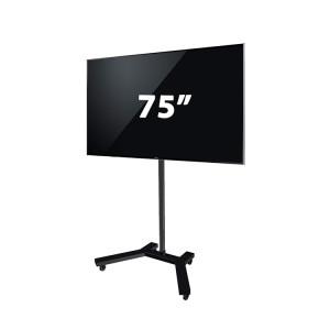 "Telewizor Samsung 75"" + stojak Edbak"
