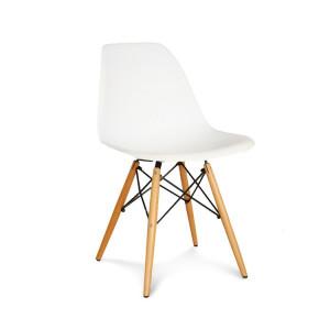 Krzesło inspirowane DSW – białe