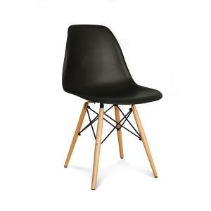 Krzesło inspirowane DSW – czarne