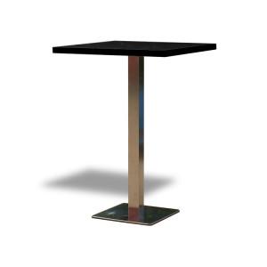 Stół Classic 80 wysoki – czarny
