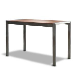 Stół Modern 180 wysoki brąz