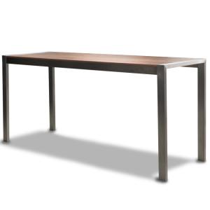 Stół Modern 240 wysoki brąz