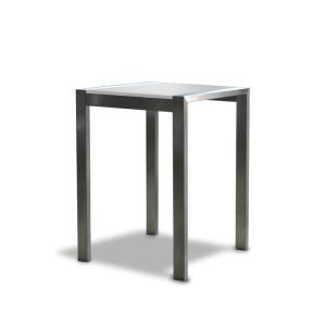Stół Modern 80 wysoki biały