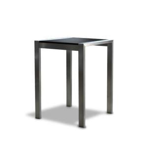 Stół Modern 80 wysoki czarny