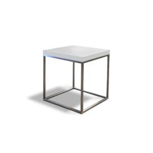 Stolik Cube biały