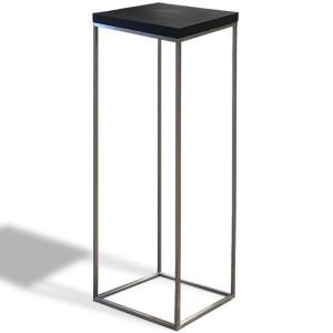 Stolik Cube wysoki czarny