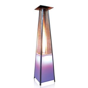Parasol gazowy LED