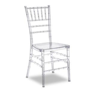 Krzesło Chiavari Transparent